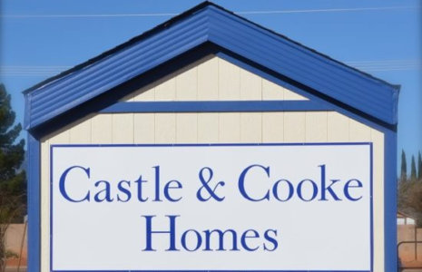 castle and cooke sign